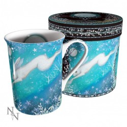 Picture of Moonlight Spirit Hare Mug (Amanda Clark)