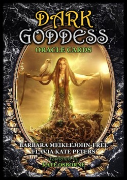 Picture of Dark Goddess Oracle Cards NEW