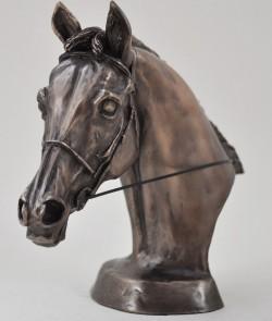 Picture of Eventers Horse Head Figurine (Harriet Glen)