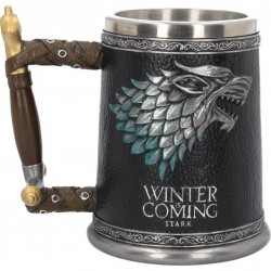 Picture of Winter is Coming Tankard Game of Thrones