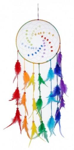Picture of Colourful Dreamcatcher 20 cm