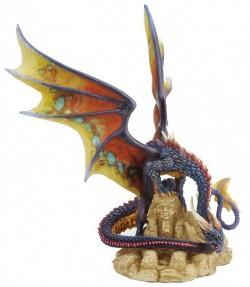 Picture of Khamseen Desert Dragon Figurine (Andrew Bill) 23 cm