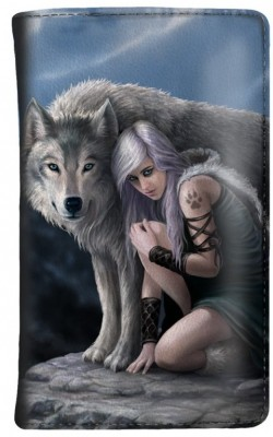 Picture of Protector Wolf Purse (Anne Stokes)