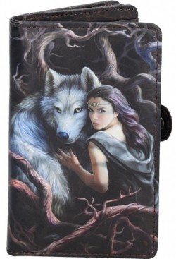 Picture of Soul Bond Wolf Purse (Anne Stokes)
