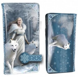Picture of Winter Guardians Embossed Purse (Anne Stokes)