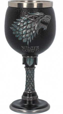 Picture of Winter is Coming Goblet Game of Thrones