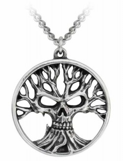 Picture of Tree Of Death Pendant