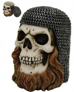 Picture of Dead of Knight Skull Box Ornament