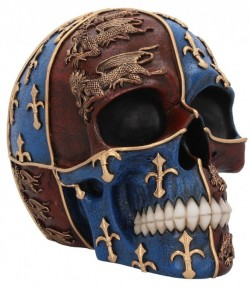 Picture of Medieval Skull Ornament