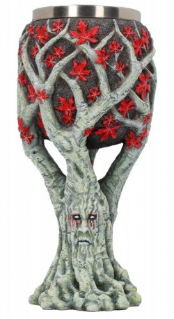 Picture of Weirwood Tree Goblet Game of Thrones