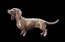 Picture of Dachshund Bronze Miniature (Butler and Peach) NEW