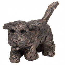 Picture of Winnie the Cockapoo Running Bronze Sculpture (Frith) 17 cm