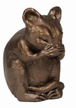 Picture of Mortimer Mouse Bronze Figurine SMALL FRITH MINIMA