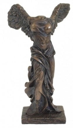 Picture of Nike Bronze Figurine 27 cm