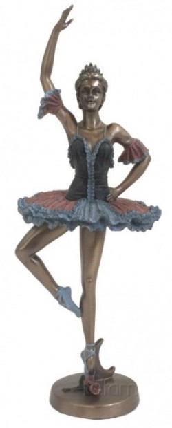 Picture of Dancing Ballerina Bronze Figurine 32 cm