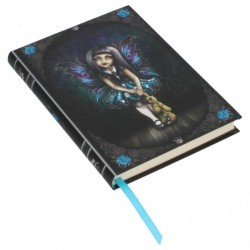 Picture of Embossed Noire Fairy A5 Journal