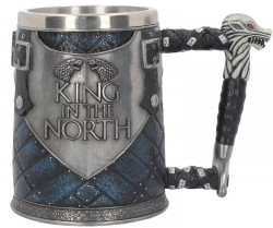 Picture of King in the North Tankard Game of Thrones