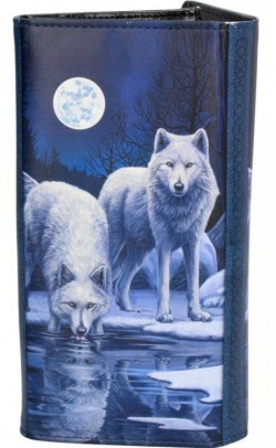 Picture of Warriors of Winter Wolf Purse (Lisa Parker) 18cm