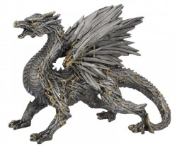 Picture of Sword Dragon Figurine 30 cm