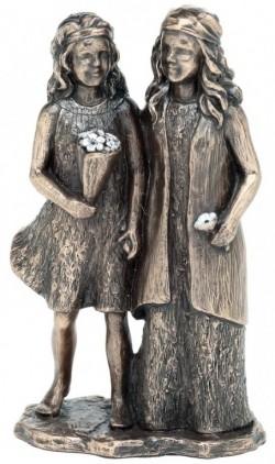 Picture of True Friends Bronze Figurine NEW RELEASE