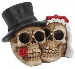 Picture of Together Forever Skeleton Ornament