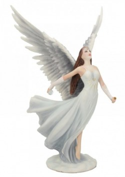 Picture of Ascendance Angel Figurine (Anne Stoke) 28 cm NEW