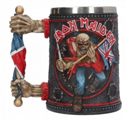 Picture of Iron Maiden Tankard Officially Licensed Merchandise