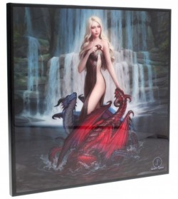 Picture of Dragon Bathers Crystal Clear Picture (James Ryman) NEW