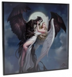 Picture of Angel and The Reaper Crystal Clear Picture (James Ryman)