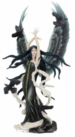 Picture of Faery of Ravens by Nene Thomas Figurine 31cm