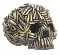 Picture of Bullet Skull Ornament