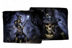 Picture of Play Dead Skeleton Wallet James Ryman