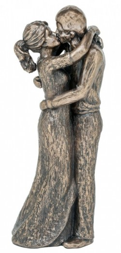 Picture of Bliss Couple Bronze Figurine NEW