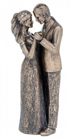 Picture of Forever Love Couple Bronze Figurine