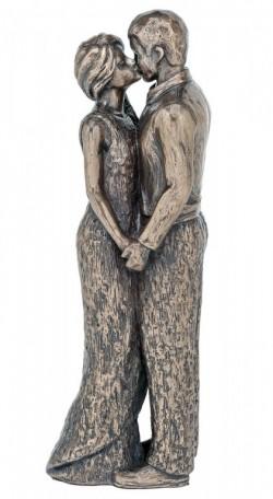 Picture of Romance Couple Bronze Figurine