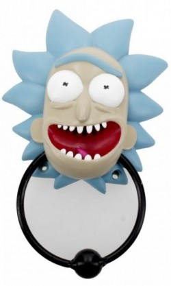 Picture of Rick Door Knocker Rick and Morty 21cm NEW