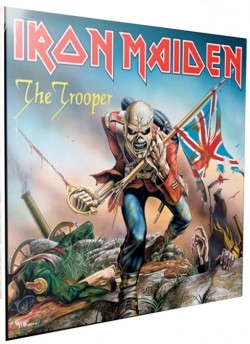 Picture of Iron Maiden The Trooper Crystal Clear Picture