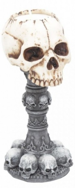 Picture of Skull Tealight Holder