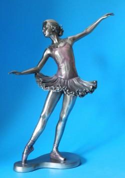 Picture of Ballerina En Arriere Bronze Figurine