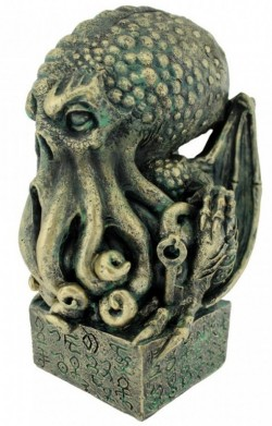 Picture of Cthulhu Figurine