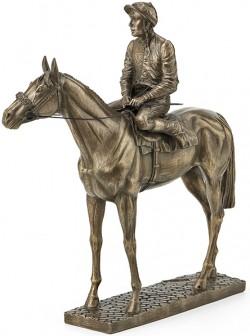 Picture of Sport of Kings Horse Medium Figurine (David Geenty) 23cm