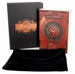 Picture of Fire and Blood Targaryen Journal Game of Thrones