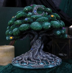 Picture of Tree of Life Figurine 18 cm Luna Lakota