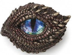 Picture of The Eye of the Dragon Bronze Box