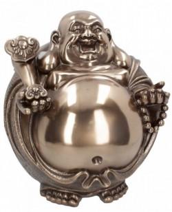 Picture of Abundance Large Standing Buddha Statue 36cm