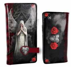 Picture of Only Love Remains Embossed Purse (Anne Stokes) 18cm
