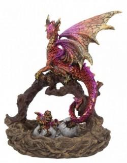 Picture of Matriarch Nest Dragon Ornament