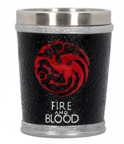 Picture of House Targaryen Shot Glass Fire and Blood