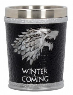 Picture of House Stark Shot Glass Winter Is Coming