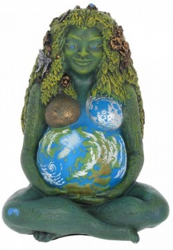 Picture of Mother Earth Figurine Oberon Zells Millennial Gaia